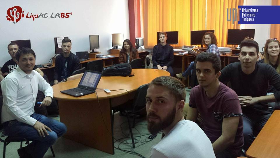 Companii de IT&C din Timișoara vor susține laboratoare pentru studenții UPT