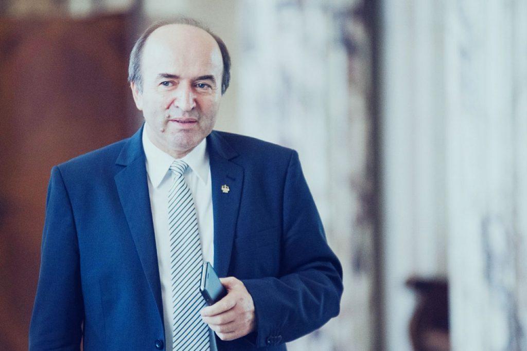 Ministrul Justiţiei, Tudorel Toader: Declanşez procedura de revocare din funcţie a procurorului şef al DNA