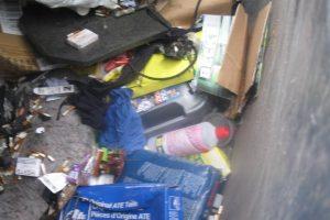 Săptămâna și controlul! Polițiștii locali au descins din nou în service-uri și la firmele de dezmembrări auto