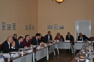 Călin Dobra, întrevedere cu directorul general al Autorității de Management POR