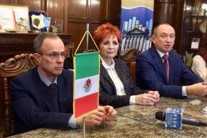 Timișoara se va înfrăți cu Cancun. Se pun bazele colaborării economice dintre CCIAT cu Mexic