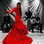 Spectacol de flamenco de Ziua Femeii, în comuna Dumbrăvița