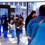 VIDEO. Zeci de oameni evacuați din ansamblul Openville