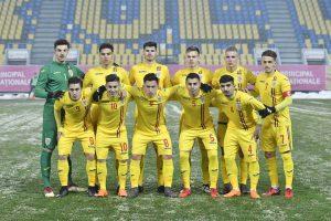 Video: Polistul Denis Haruț, integralist în victoria României, 4-0 cu Serbia, la Turul de Elită U19