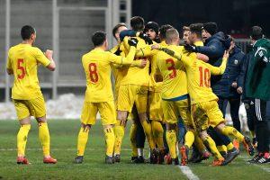 Video: Denis Haruț (Poli Timișoara) și selecționata României U19, aproape de EURO după 2-0 cu Suedia