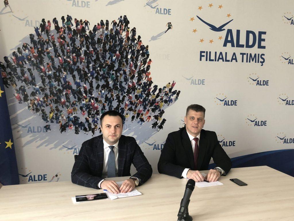 """Președintele ALDE Timișoara: """"Peste 70% din bugetul Timișoarei e pentru primărie, nu pentru investiții"""""""