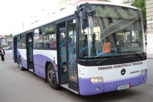 STPT suplimentează autobuzele de pe linia Expres 4