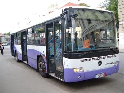 Autobuzele care circulă pe linia 28 îşi schimbă traseul