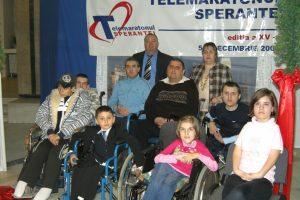 O nouă ediție a Telamaratonului Speranței pentru tinerii suferinzi de distrofie musculară va avea loc la Timișoara