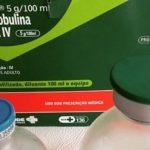 Ministerul Sănătăţii anunţă că au intrat în țară o mie de doze de imunoglobulină