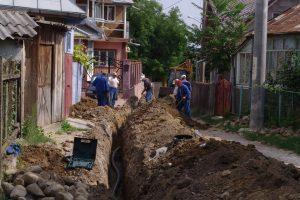 Rețeaua de apă din Recaș, spălată kilometru cu kilometru