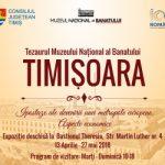 Evenimente culturale în această săptămână la Muzeul Național al Banatului
