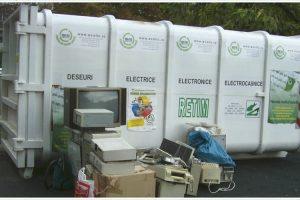 Se colectează deşeurile electrice la Biled
