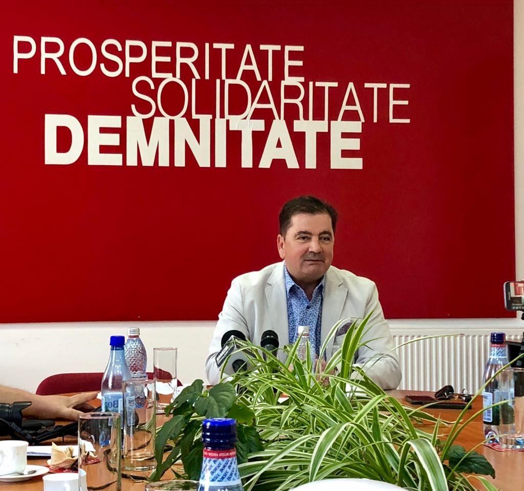 """Dan Idolu, liderul consilierilor PSD: """"Am fost 100% pentru o acțiune și o decizie administrativă a Primăriei Timișoara"""""""