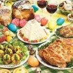 Masa de Paşte, mai scumpă decât anul trecut