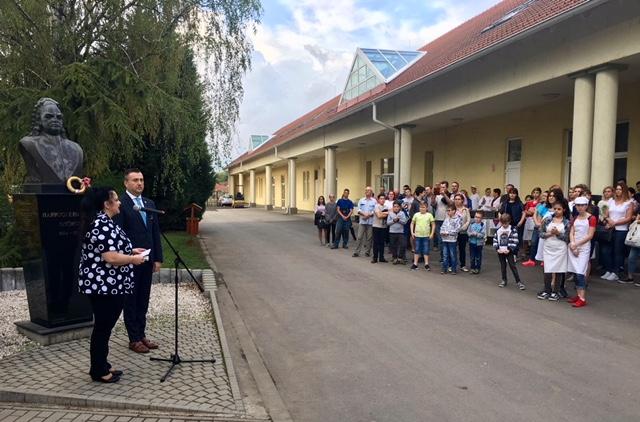 Protocol de colaborare între două unităţi şcolare din Făget și Gyula