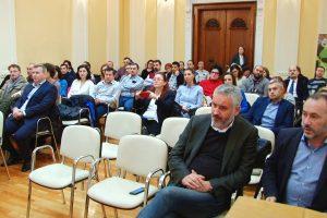 Sesiunea de informare a firmelor cu privire la protecția datelor personale continuă cu un nou seminar