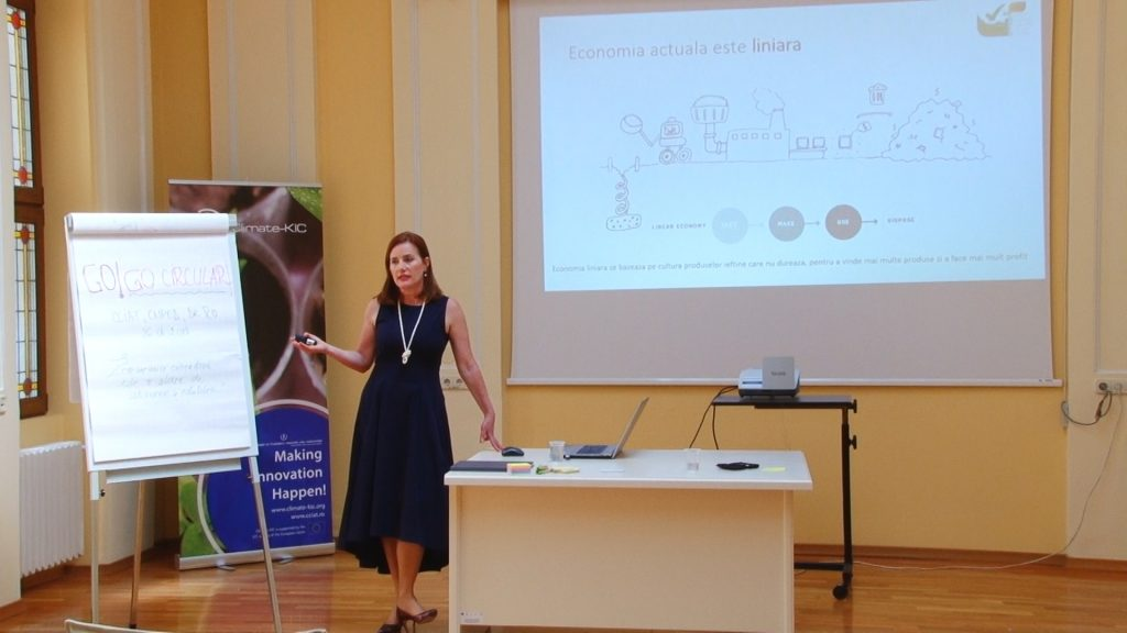 Economia circulară, un concept nou în România, în dezbatere în cadrul unui seminar