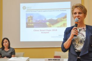 Firmele din Timiș, invitate să se înscrie la CHINA SMART EXPO 2018
