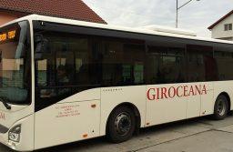 O nouă stație de autobuz pe ruta Giroc – Timișoara