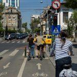 Biciclist pe drumul public. Ce trebuie să știi