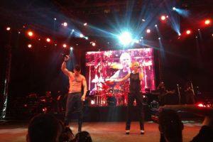 Corina şi Dorian Popa cântă la Ziua Tinerilor Timişoarei