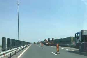 Restricţii de circulaţie pe autostrada Timișoara – Lugoj