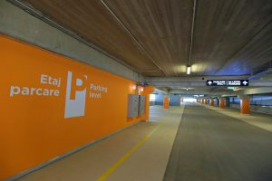Zona Dacia va beneficia de o parcare cu etaj