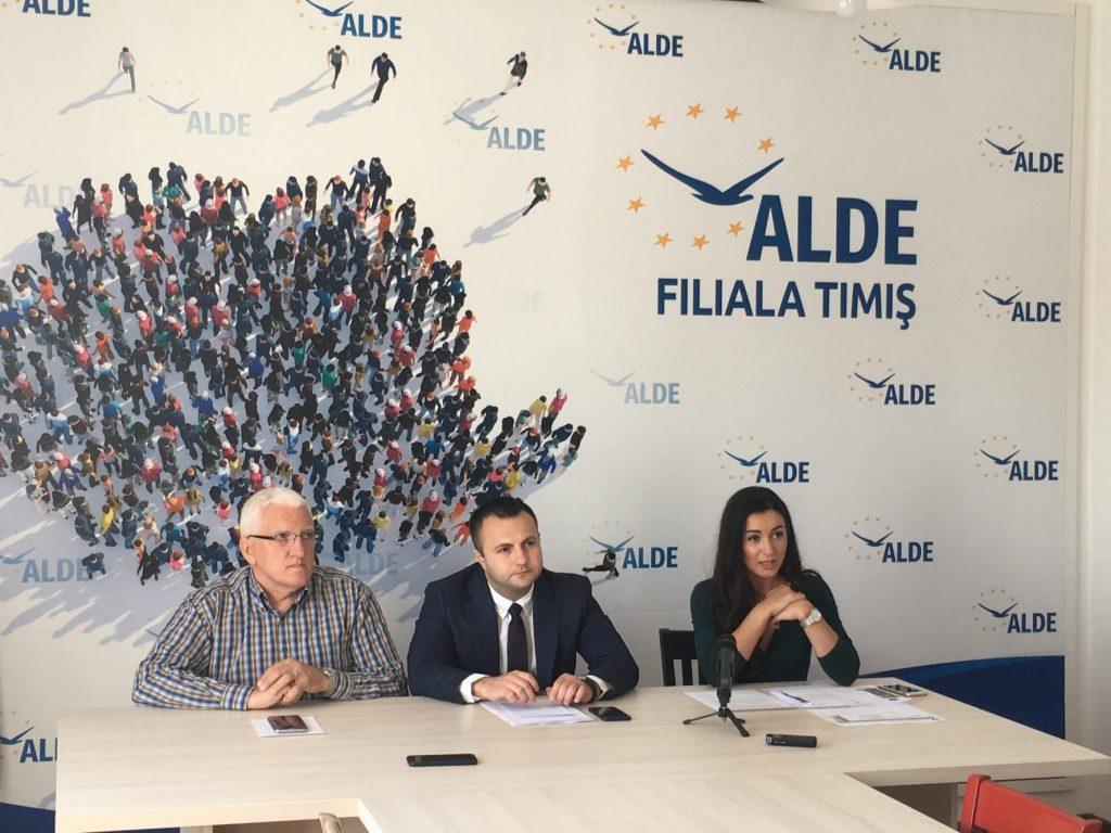 """Laura Chindriș, consilier localALDE Timișoara: """"Departamentul pentru fonduri europene al primăriei Timișoara este cât al unei comune din Alba"""""""