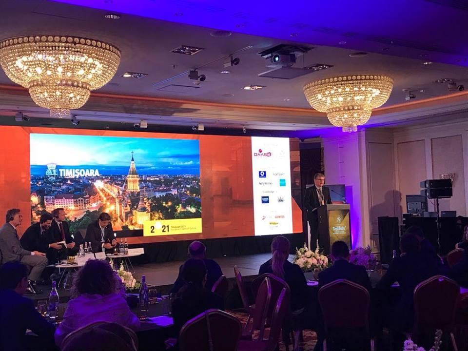 Timișoara – Cea mai bună destinație, premiul special obținut la București