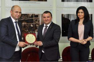 Relațiile dintre Timiș și Raionul Nisporeni din Republica Moldova au primit un nou imbold