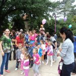 Prichindeii, aşteptaţi să se distreze de ziua lor în Parcul Copiilor şi Grădina Zoologică