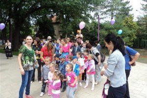 Atelier de teatru pentru copii în Iosefin