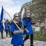 Garda Cetăţii Deva va defila pentru turiști