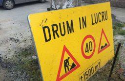 Continuă lucrările de reparații pe străzile din Timișoara