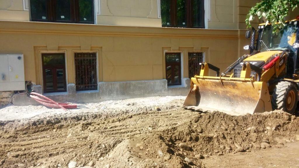 Lucrări pe mai multe străzi din Timișoara