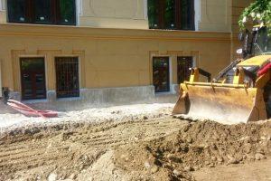 Mâine, lucrări de asfaltare pe mai multe străzi din Timișoara