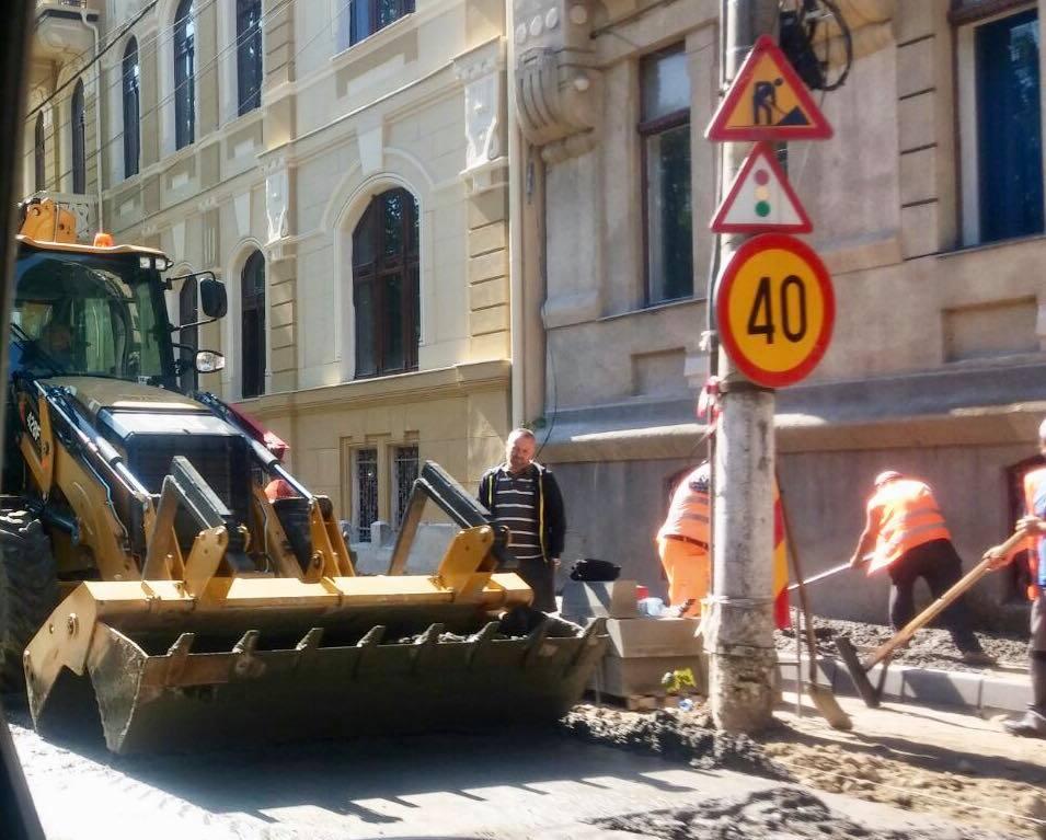 Costuri mai mari pentru întreținerea străzilor