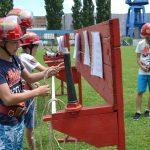 """Concursul cercurilor tehnico-aplicative de elevi """"Prietenii pompierilor"""", etapa judeţeană"""