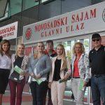 Delegație de afaceri a CCIA Timiș, la Târgul Internațional de Agricultură