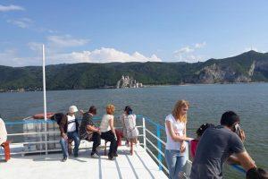 S-au reluat croazierele pe Dunăre de la Moldova Nouă