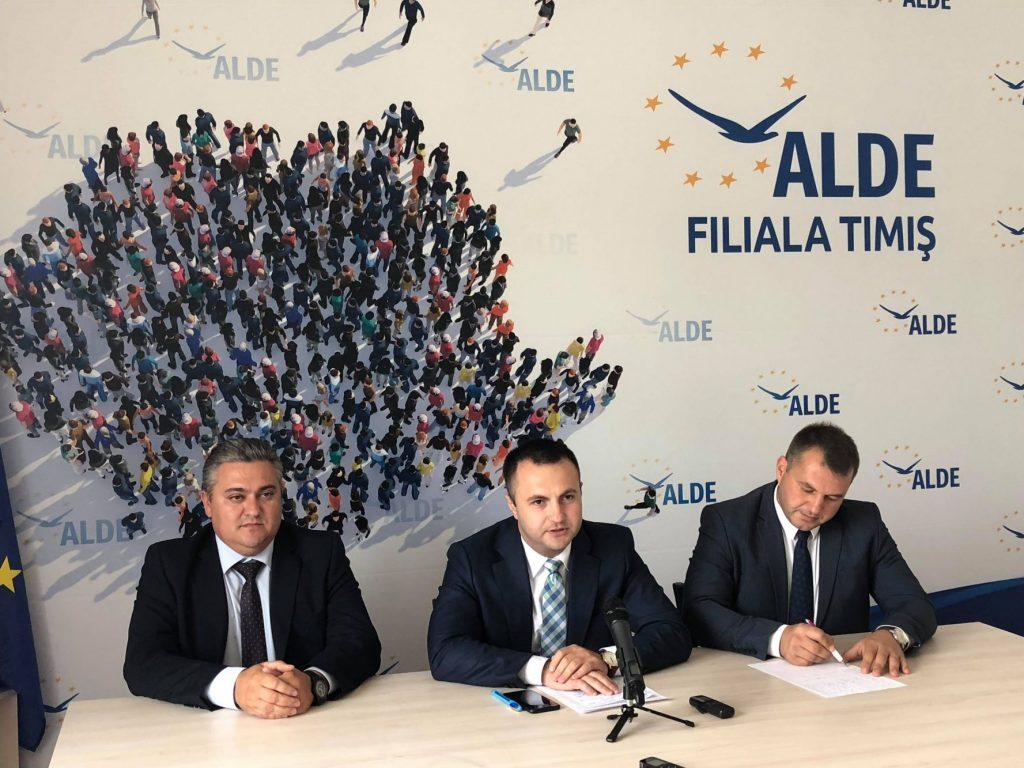Avocatul Adrian Sperneac, candidat ALDE la primăria Dumbrăvița