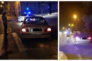 Și-au luat BMW-urile și s-au dat mari în drifturi, pe străzile din Timișoara! Acum plătesc… scump!