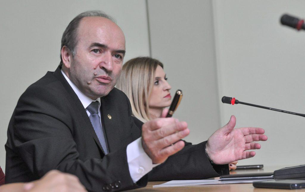 ministrul justitiei- Tudorel Toader