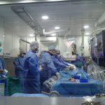 A doua procedură TAVI a fost efectuată la Institutul de Boli Cardiovasculare