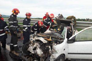Viteza excesivă, cauza a numeroase accidente produse în Timiş. 17 persoane şi-au pierdut viaţa