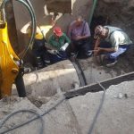 Rețea nouă de alimentare cu apă pe două străzi din Timişoara
