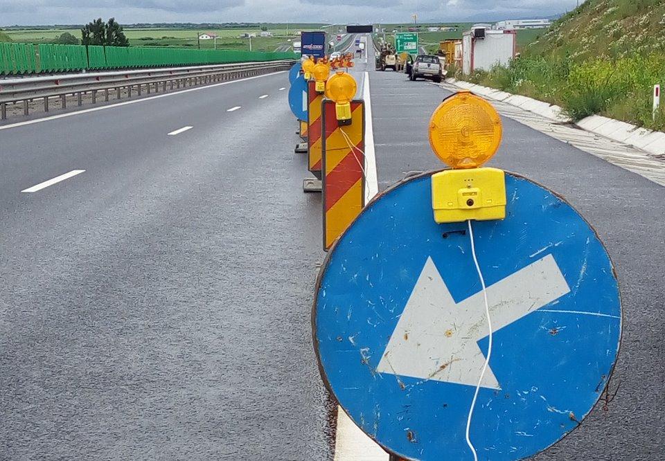 Anunţ important pentru șoferi! Se închide traficul pe A6 în judeţul Timiș
