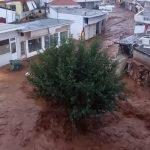 Cod roşu de vreme extremă în Grecia