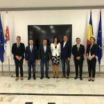 Robert Tudorache, secretar de stat ALDE în Ministerul Energiei, în vizită la Timișoara